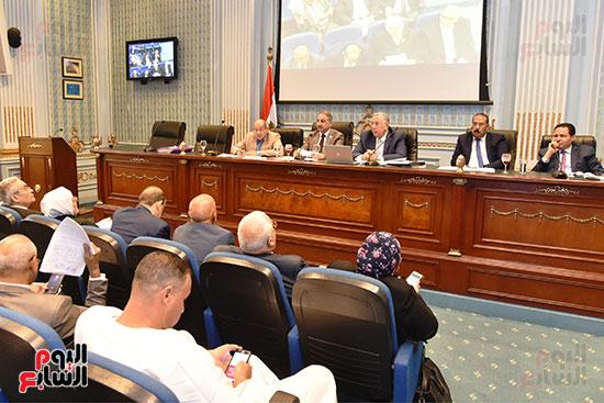 اجتماع لجنة الزراعة بمجلس النواب (5)