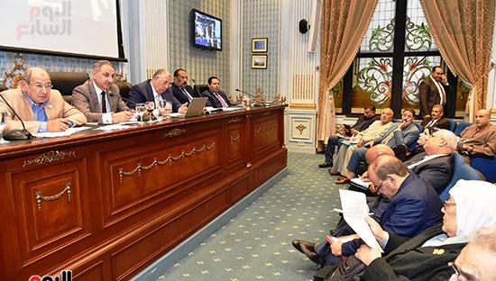 اجتماع لجنة الزراعة بمجلس النواب (8)