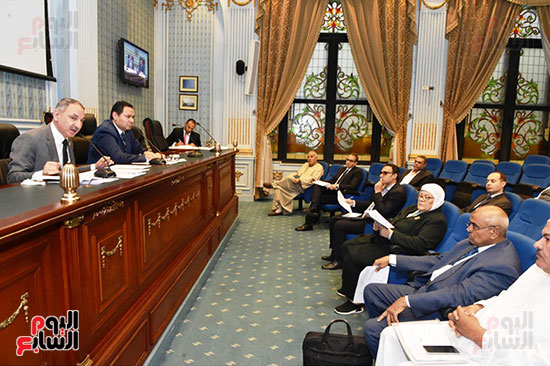 اجتماع لجنة الزراعة بمجلس النواب (1)