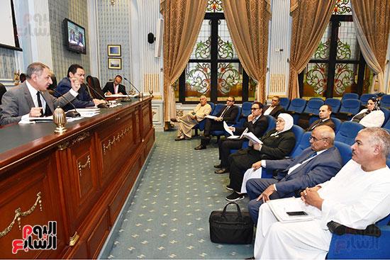 اجتماع لجنة الزراعة بمجلس النواب (2)