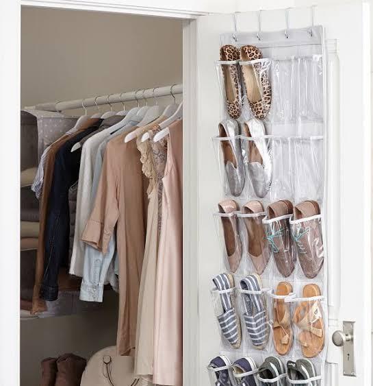 طرق مثالية لتخزين الملابس