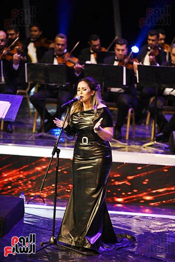 سوما فى مهرجان الموسيقى (2)