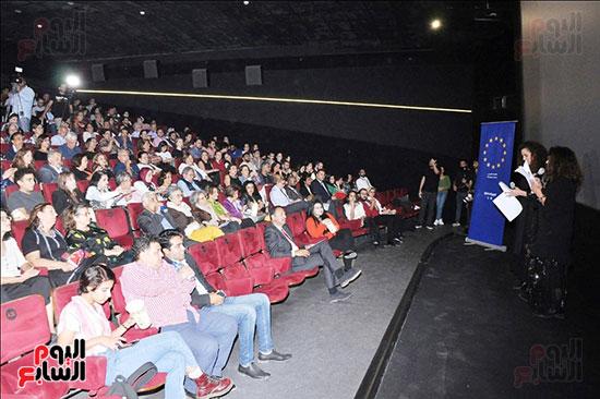 افتتاح بانوراما الفيلم الأوربى (45)