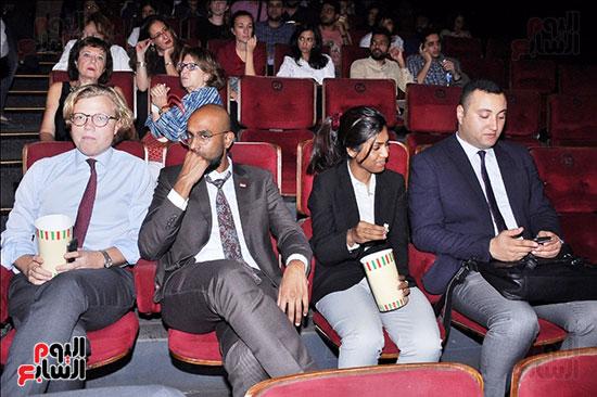 افتتاح بانوراما الفيلم الأوربى (31)
