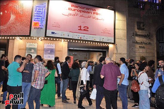 افتتاح بانوراما الفيلم الأوربى (5)