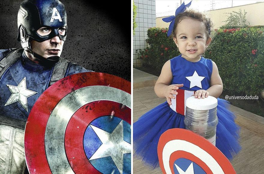 كابتن أمريكا