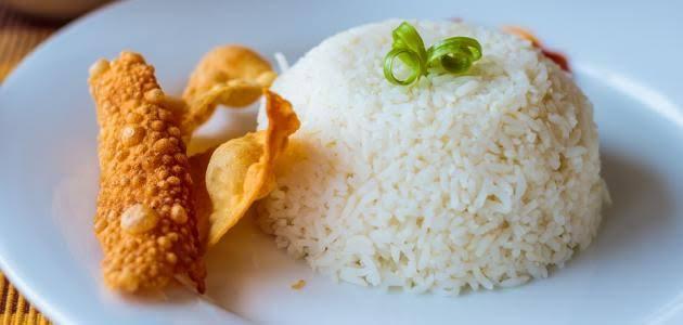 طريقة عمل أرز الياسمين  (3)