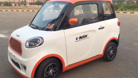 الفئة الأكبر من السيارة الكهربائية