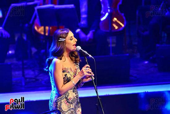 حفلة انغام بمهرجان الموسيقى العربية (45)