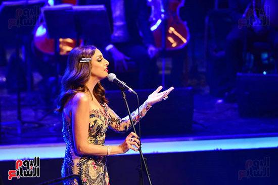 حفلة انغام بمهرجان الموسيقى العربية (6)