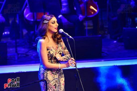 حفلة انغام بمهرجان الموسيقى العربية (48)