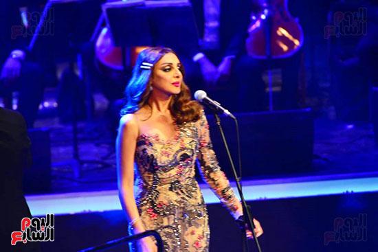 حفلة انغام بمهرجان الموسيقى العربية (49)