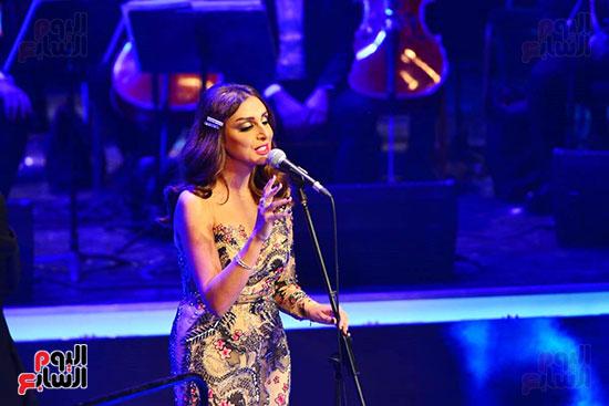حفلة انغام بمهرجان الموسيقى العربية (52)
