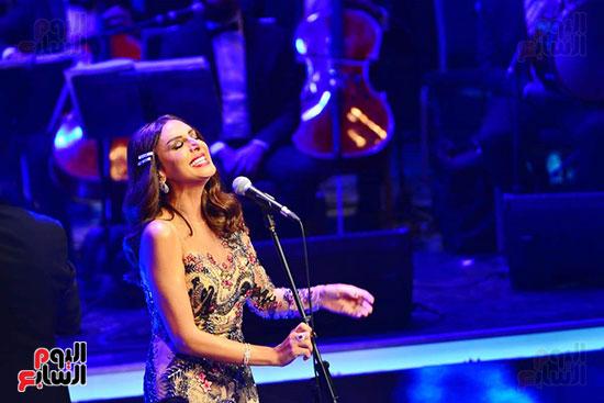 حفلة انغام بمهرجان الموسيقى العربية (46)