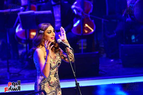 حفلة انغام بمهرجان الموسيقى العربية (47)