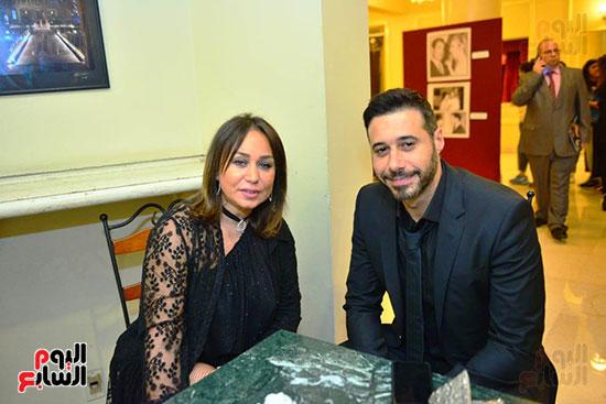حفلة انغام بمهرجان الموسيقى العربية (30)