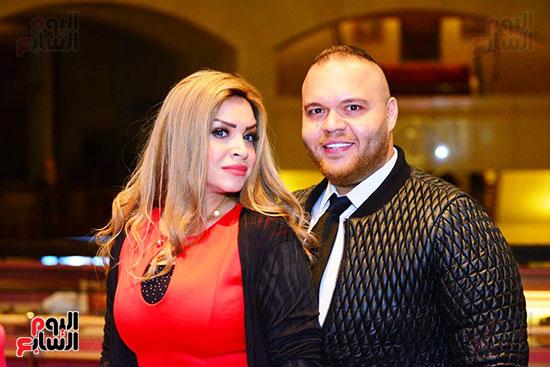 حفلة انغام بمهرجان الموسيقى العربية (35)