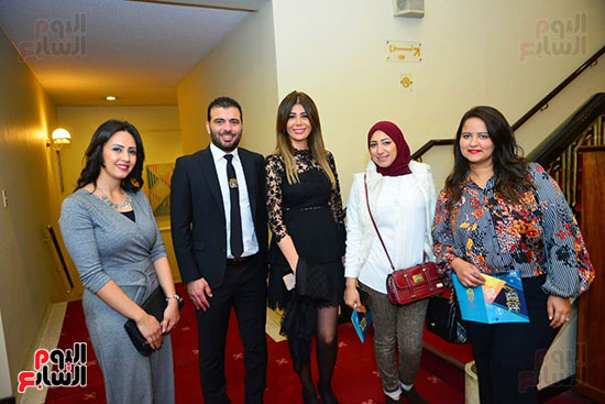 حفلة انغام بمهرجان الموسيقى العربية (37)