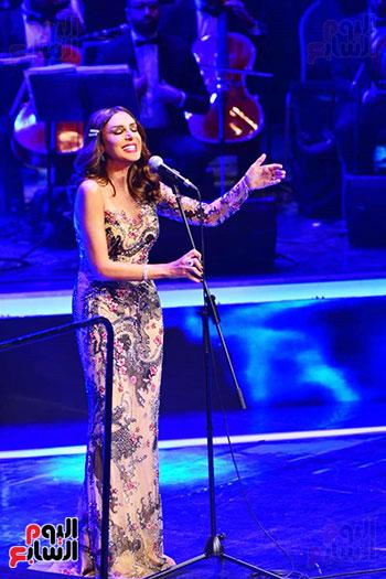 حفلة انغام بمهرجان الموسيقى العربية (28)