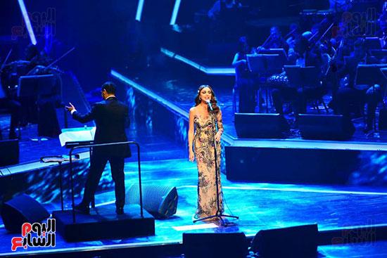 حفلة انغام بمهرجان الموسيقى العربية (24)