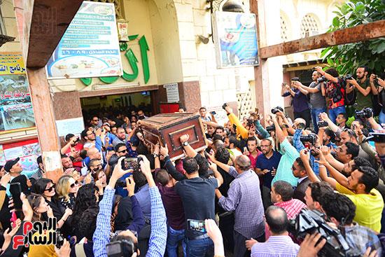 جنازة هيثم احمد زكي (24)