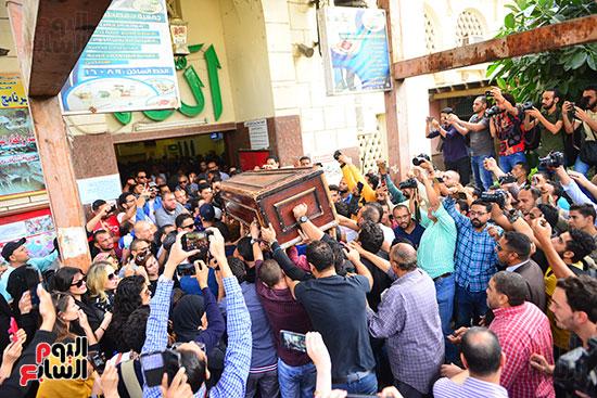 جنازة هيثم احمد زكي (23)