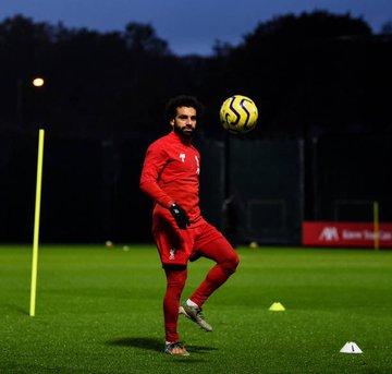 تدريبات ليفربول قبل مواجهة السيتي (6)