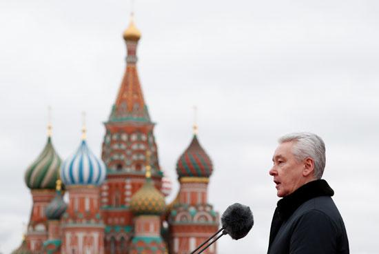 عمدة-موسكو-سيرجي-سوبيانين