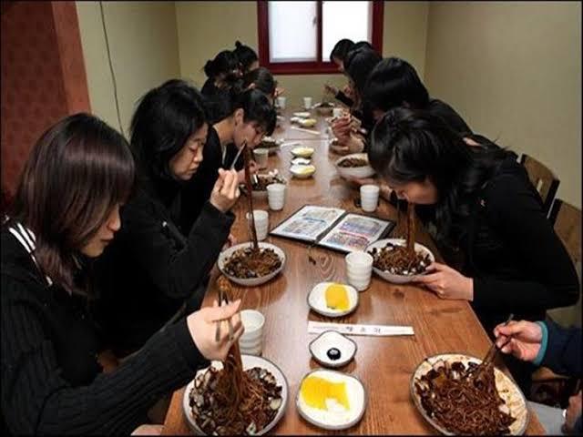 اليوم الأسود في كوريا الشمالية