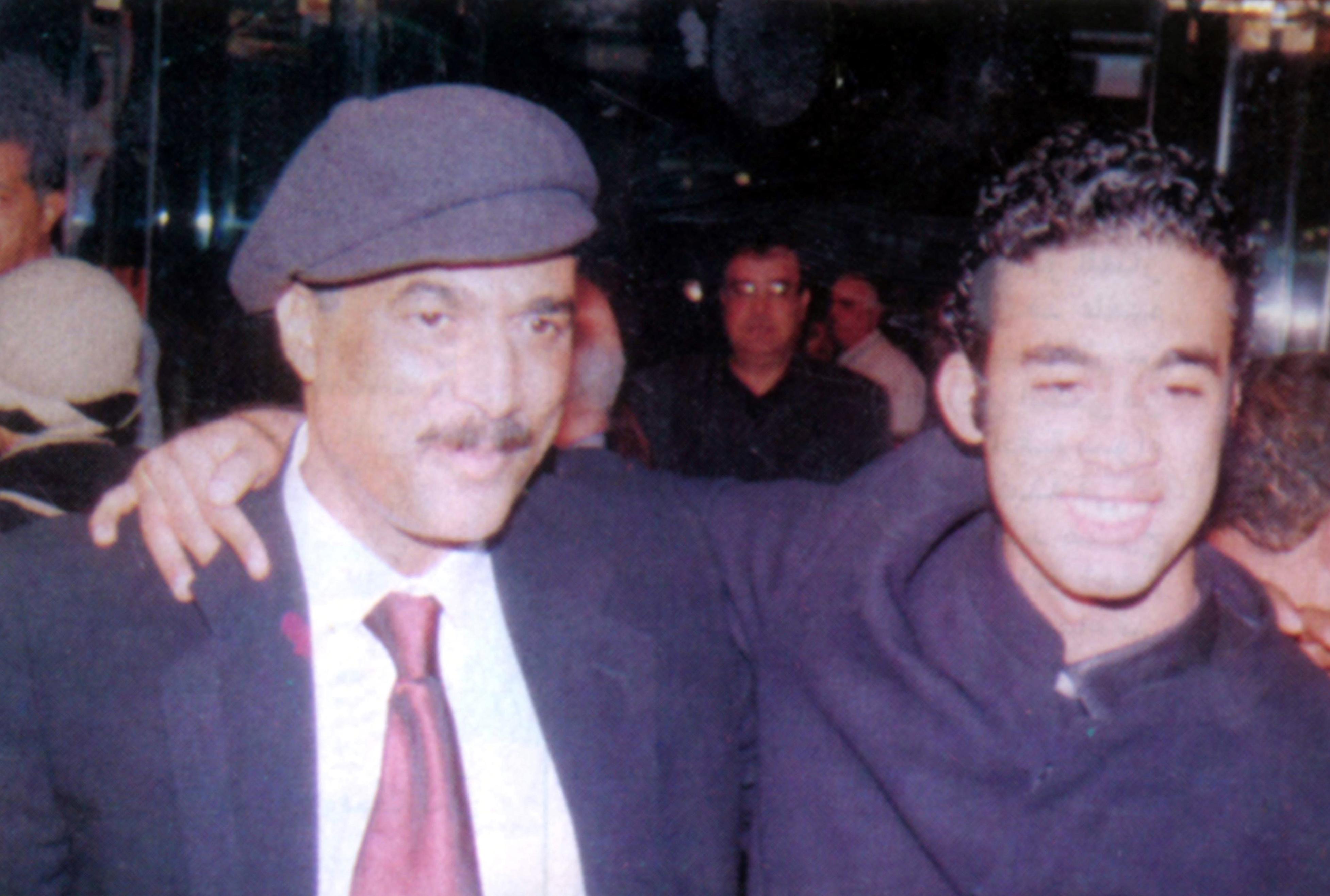 وفاة الفنان هيثم أحمد زكى (10)