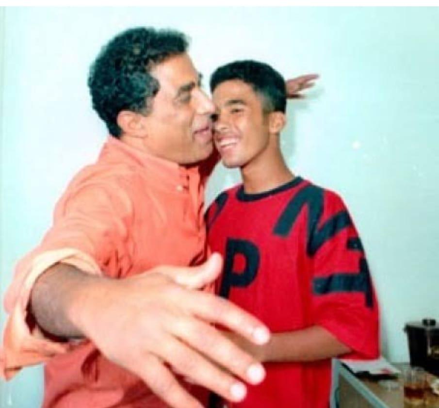 وفاة الفنان هيثم أحمد زكى (3)
