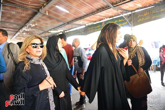 جنازة هيثم احمد زكي (33)