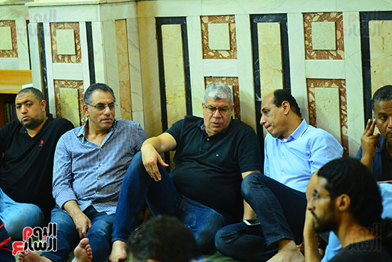أحمد شوبير وحمادة صدقى