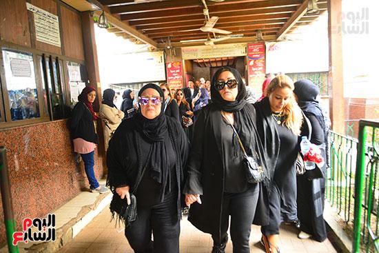جنازة هيثم احمد زكي (32)