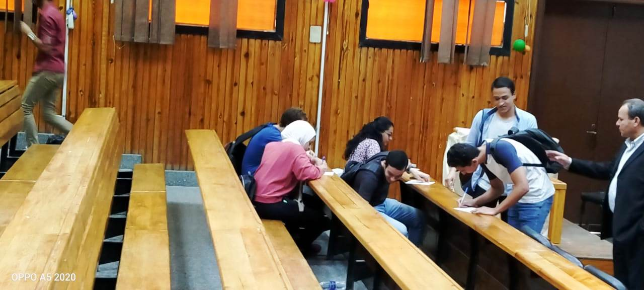انطلاق الجولة الأولى بانتخابات الاتحادات الطلابية (6)