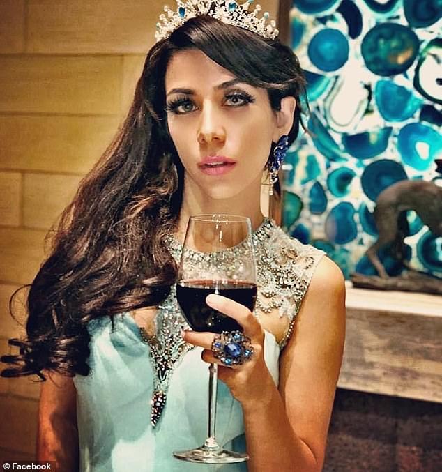 ملكة الجمال الايرانية