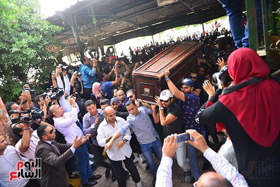 جنازة هيثم احمد زكي (20)