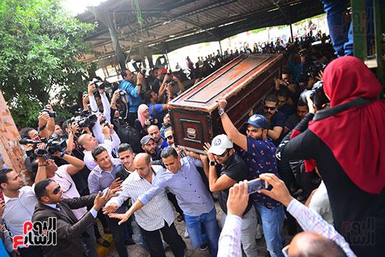 جنازة هيثم احمد زكي (21)