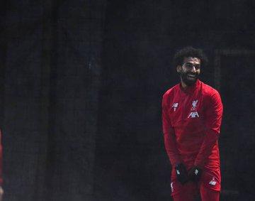 تدريبات ليفربول قبل مواجهة السيتي (1)