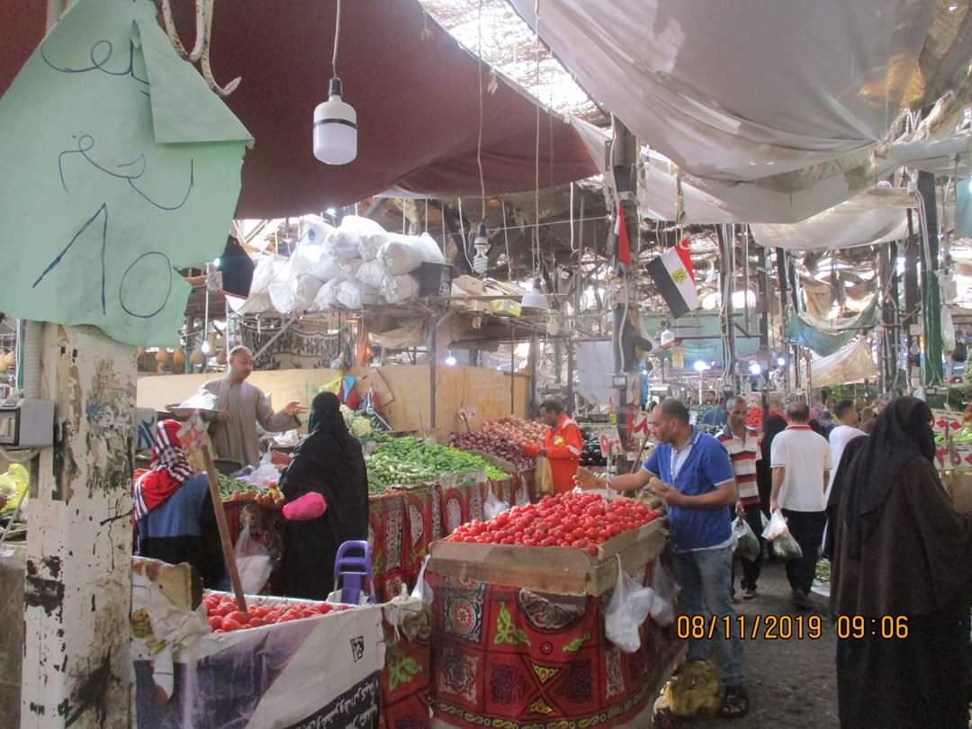 أسعار الخضروات والفاكهة  (5)