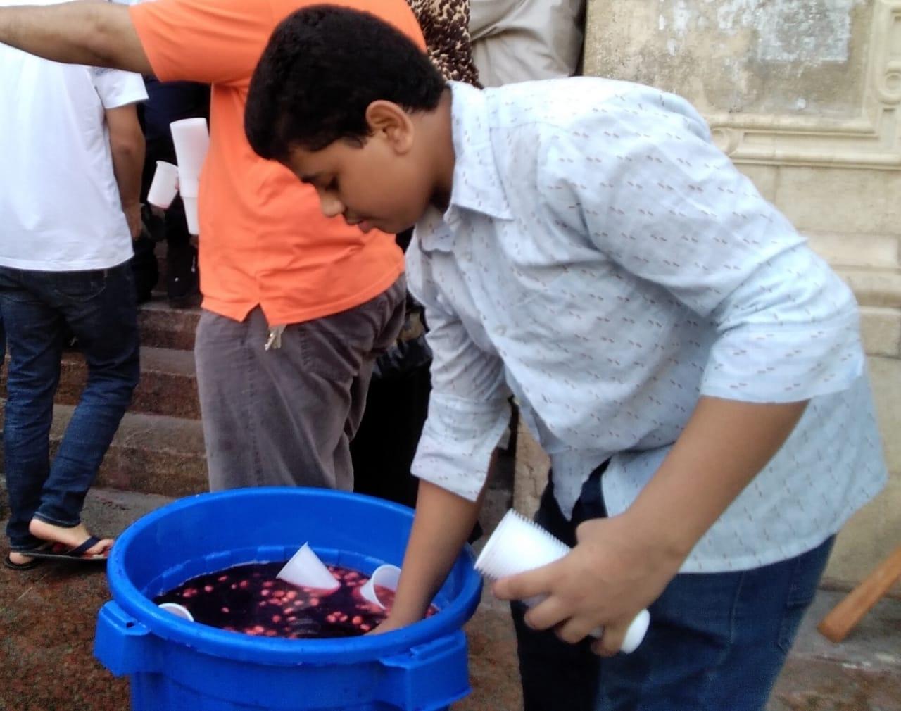 شربات بالموز بالإسكندرية