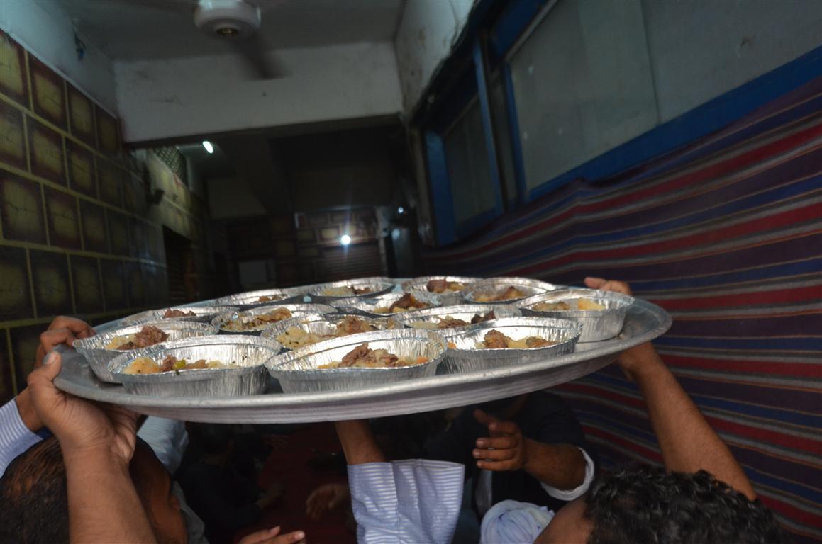 وليمة المولد إحدي عادات وتقاليد جنوبي الأقصر إحتفالاً بالمولد النبوي الشريف (1)