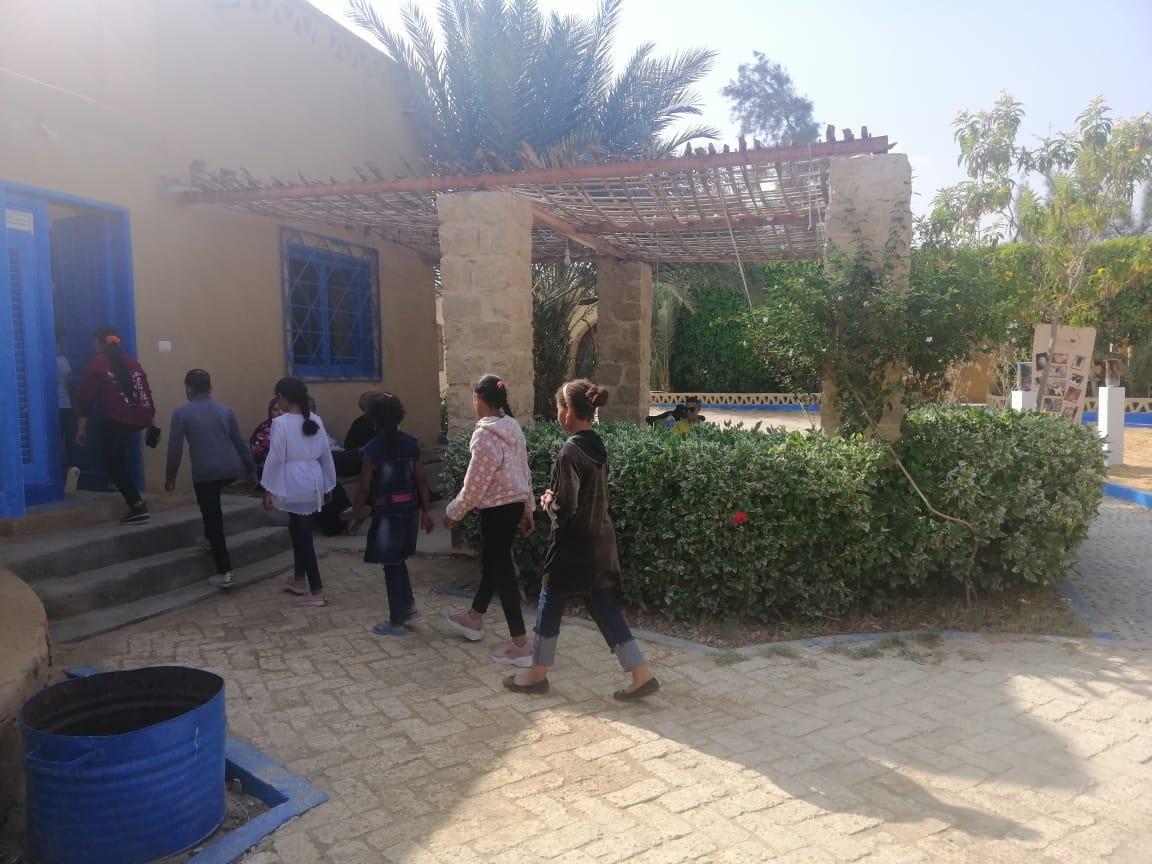 متحف الفنون والكاريكاتير بقرية تونس بالفيوم (3)