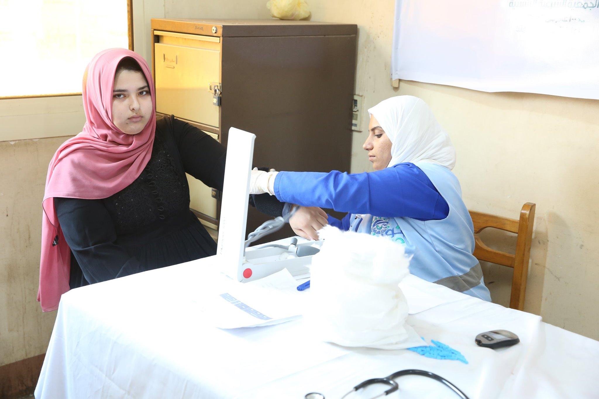 مبادرة نور الحياة بكفر الشيخ (18)