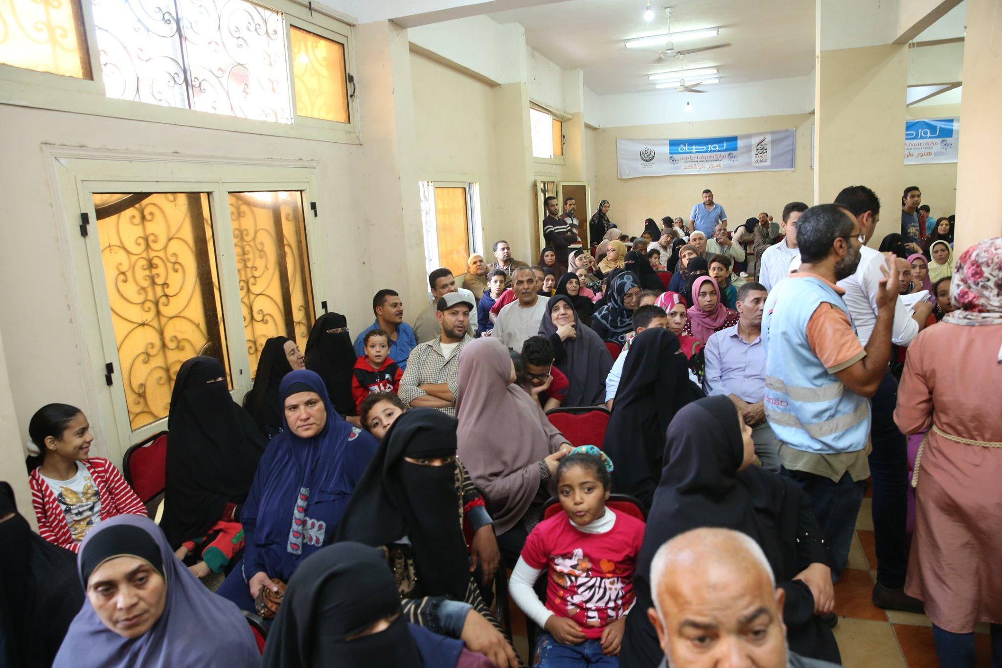 مبادرة نور الحياة بكفر الشيخ (10)