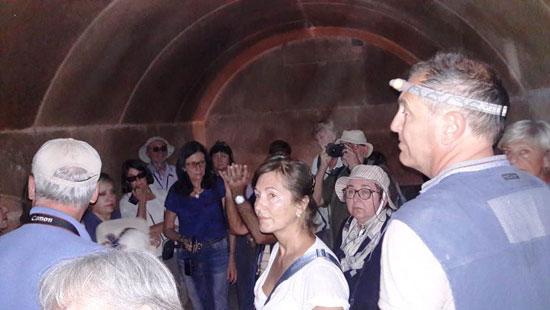 انتعاش حركة السياحة بالأماكن الأثرية بالفيوم (3)