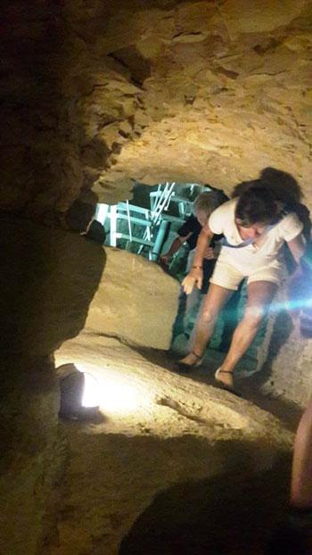 انتعاش حركة السياحة بالأماكن الأثرية بالفيوم (8)