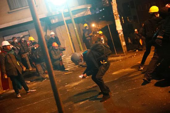 المعارضة سعت لتأجيج غضب الشارع