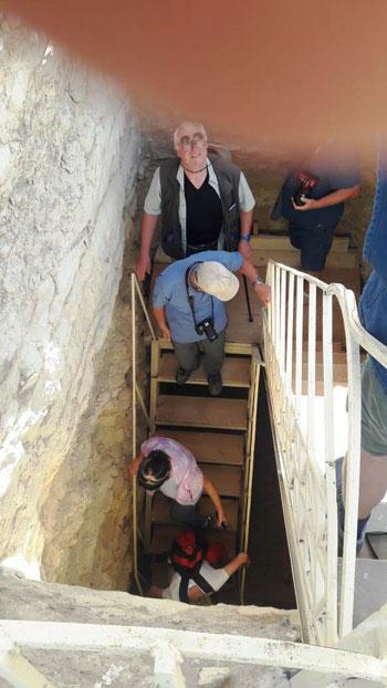 انتعاش حركة السياحة بالأماكن الأثرية بالفيوم (9)