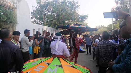 شوارع قرية تونس تتحول لمسرح (1)